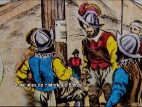 Potosí - Bolivia - Historia de las Ciudades