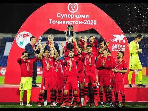 Tajikistan Supercup 2020: FC Istiklol Vs FC Khujand - 2:1|Highlights