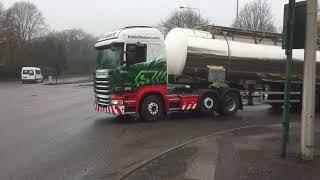 Eddie Stobart Scania R450 PK67URY H2974