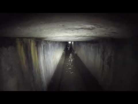 Exploring the storm drain system below Sofia (PART 1)  - URBEX