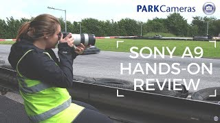 Sony a9 Review: Golf & Go-Karting Hands-On Test