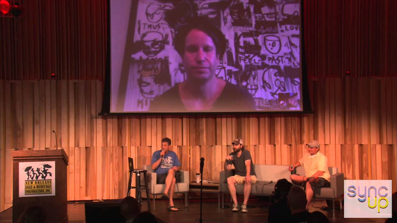 2015 Sync Up Conference: Getting Music Into Movies & TV Shows