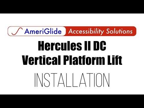 1000 lb Vertical Post Load Capacity