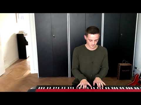 DJ Snake ft. Lauv - A Different Way (Piano Cover)