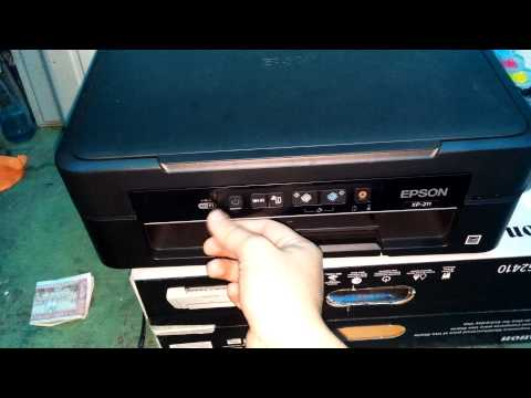 Reseteo De Cartuchos De Impresora Epson Xp 211 Funnydog Tv