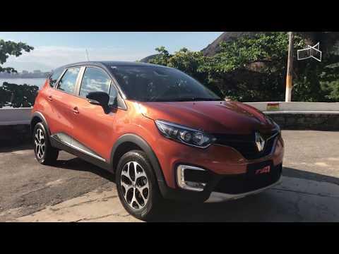 Renault Captur XTronic CVT / Lançamento/ Vrum Brasília