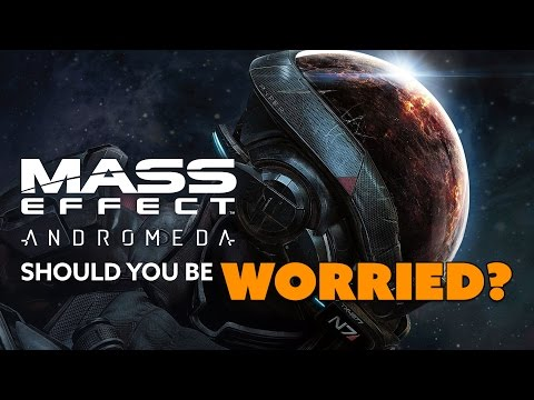 Thumbnail: Should You be WORRIED About Mass Effect: Andromeda? - The Know Game News