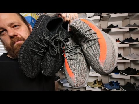 How do the Yeezy 350 V2 FIT?! + On Feet + Review + Virtual buying experience  !!