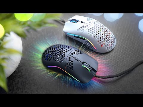 The $50 FPS BEAST! Glorious Model O Mouse Review!