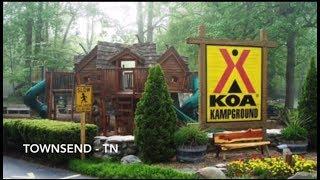 Townsend - Great Smoĸies - Smoky Mountains - KOA Campground