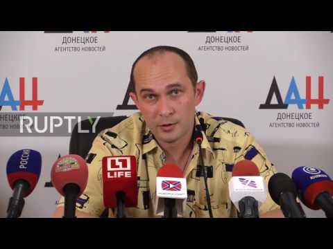 Ukraine: Odessa Massacre forensic expert forced to flee to Donetsk following threats