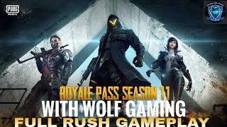 Wolf Gaming || Pubg Mobile || New Update