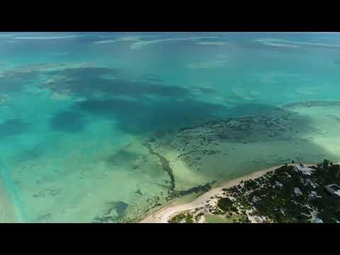 Ambo Area of South Tarawa in Kiribati