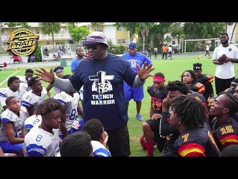 FCA TEAM DAY CAMP:  Dillard|Deerfield Beach 2018