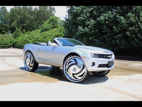 Whipaddict 2011 Chevrolet Camaro Ss Convertible On Dub