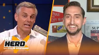 There's no way Kawhi will be a better player than KD, talks Chiefs dynasty — Nick Wright | THE HERD
