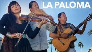 LA PALOMA - INKA GOLD feat TERESA JOY