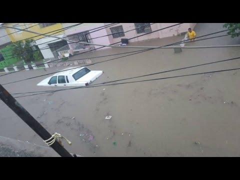 Recopilación | Graves Inundaciones en Puerto Plata, República Dominicana |