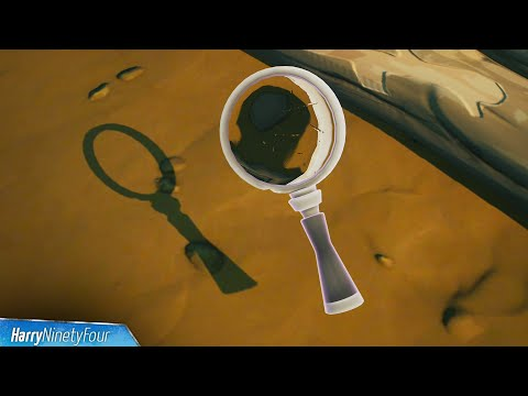 Search the Farm For Clues All Locations - Fortnite