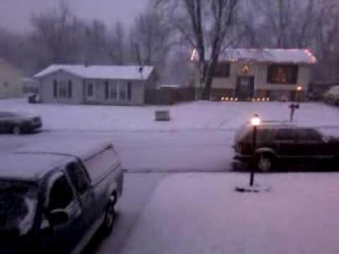 Bethalto IL White Christmas