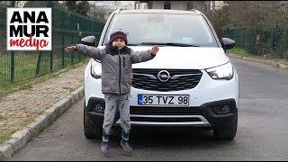 Opel Crossland X 2018 Baba Oğul Test thumbnail