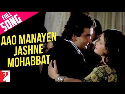Aao Manayen Jashne Mohabbat - Full Song | Doosara Aadmi | Kishore Kumar | Lata Mangeshkar
