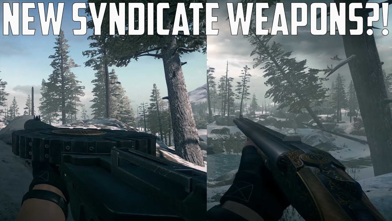 how to change weapons in syndicate