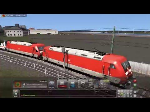 Train Simulator Helsinki -Turku satama