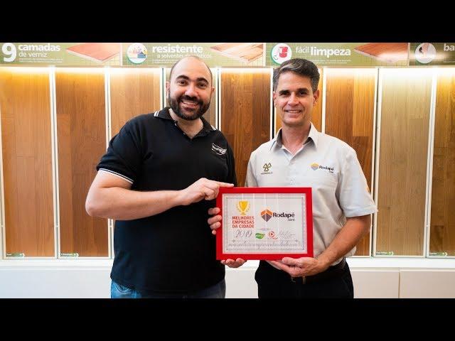 #EcolistaSJC - Melhores Empresas da Cidade 2019 - Rodapé.com