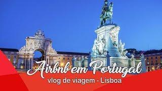 Gambar cover Onde se hospedar em Lisboa- Airbnb