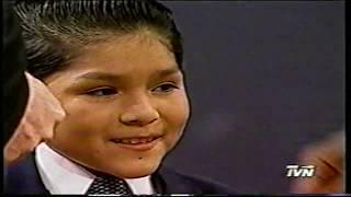 Nezareth Castillo - Entrevista a Niño predicador (Leer aclaración en descripción)