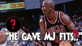 The Few Players Michael Jordan Feared
