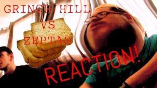 REACTION auf GRINCH HILL JBB 8TEL (von ZEPTAH und MR. DEATHLINE)