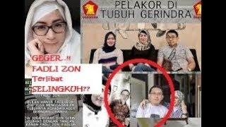 Download Video TERSEBAR Kisah Perselingkuhan Waka DPR RI Fadli Zon gegerkan Netizen MP3 3GP MP4