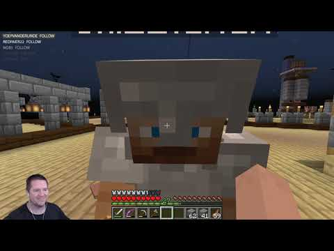 09/27/19 Skyblock In Minecraft 1.15 w/ Skizzleman  (Stream Replay) thumbnail