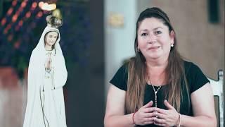 Impactante testimonio de Floribeth Mora - curada milagrosamente por intercesión de Juan Pablo II