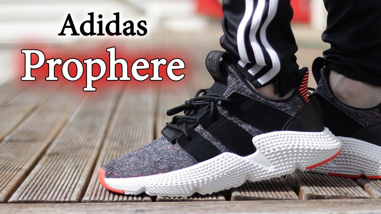 new product a5a5b 8987f Adidas Prophere OG  On-Feet  Detailed Look with Different Pants