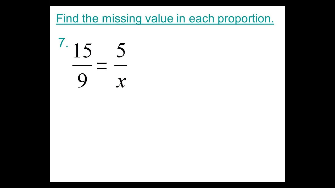 Worksheet Proportions 6th Grade 6th grade proportions notes youtube notes