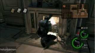 Resident Evil 5 Walkthrough - Lost In Nightmare - Jill Valentine & Chris Redfield