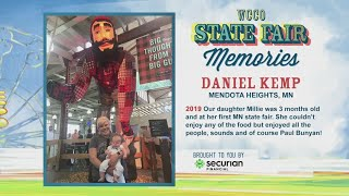 State Fair Memories On WCCO 4 News At 5 - August 19, 2020