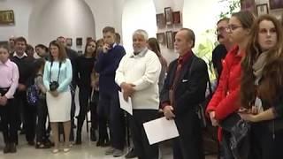 Выставка А Богданова Лиски 08 11 2018 Часть4