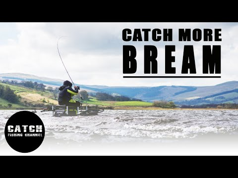 HOW TO CATCH MORE BREAM / BREAM FEEDER FISHING ESSENTIALS