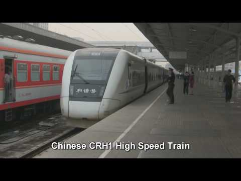 Train Journey from Chengdu to Chongqing