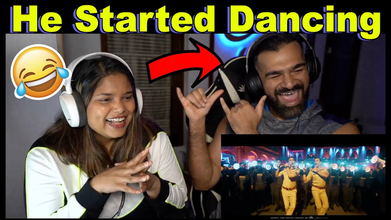 Download Aila Re Aaila Reaction   Sooryavanshi   The S2 Life