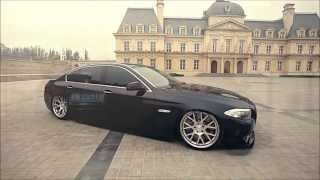 BMW 5 Series + Air Suspension