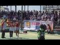 [えひめ国体]テニス成年女子決勝(2017年10月4日)