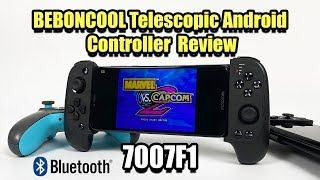 BEBONCOOL Telescopic Android  Controller Review - Is it Worth Buying?