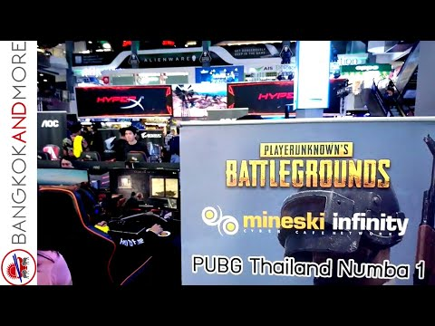 PANTIP PLAZA BANGKOK - Cheap Computer Electronics In Bangkok - PUBG Event