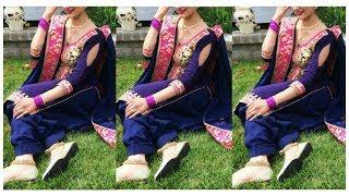 Beautiful Punjabi Suit Designs !! Latest Punjabi Salwar Suit Designs !! Punjabi Dresses Designs 2018