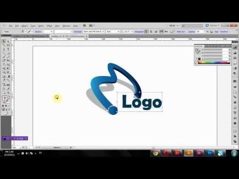 How to Create 3D Logo in Adobe Illustrator Tutorial